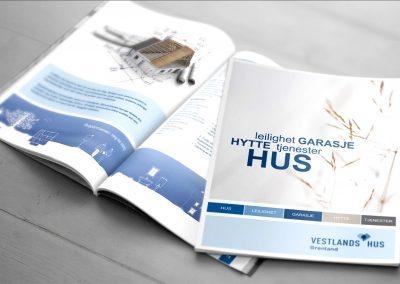Vestlandhus hus Grenland - magasin