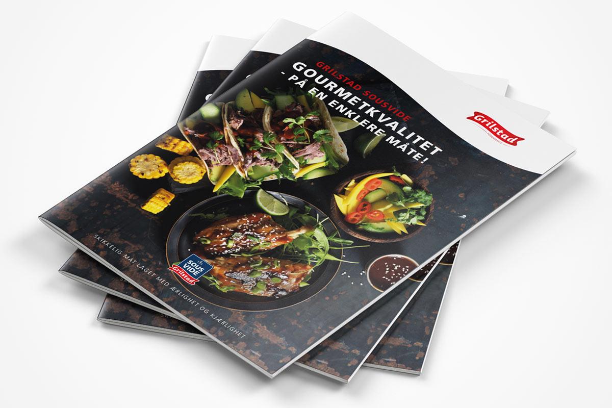 Grilstad katalog forside