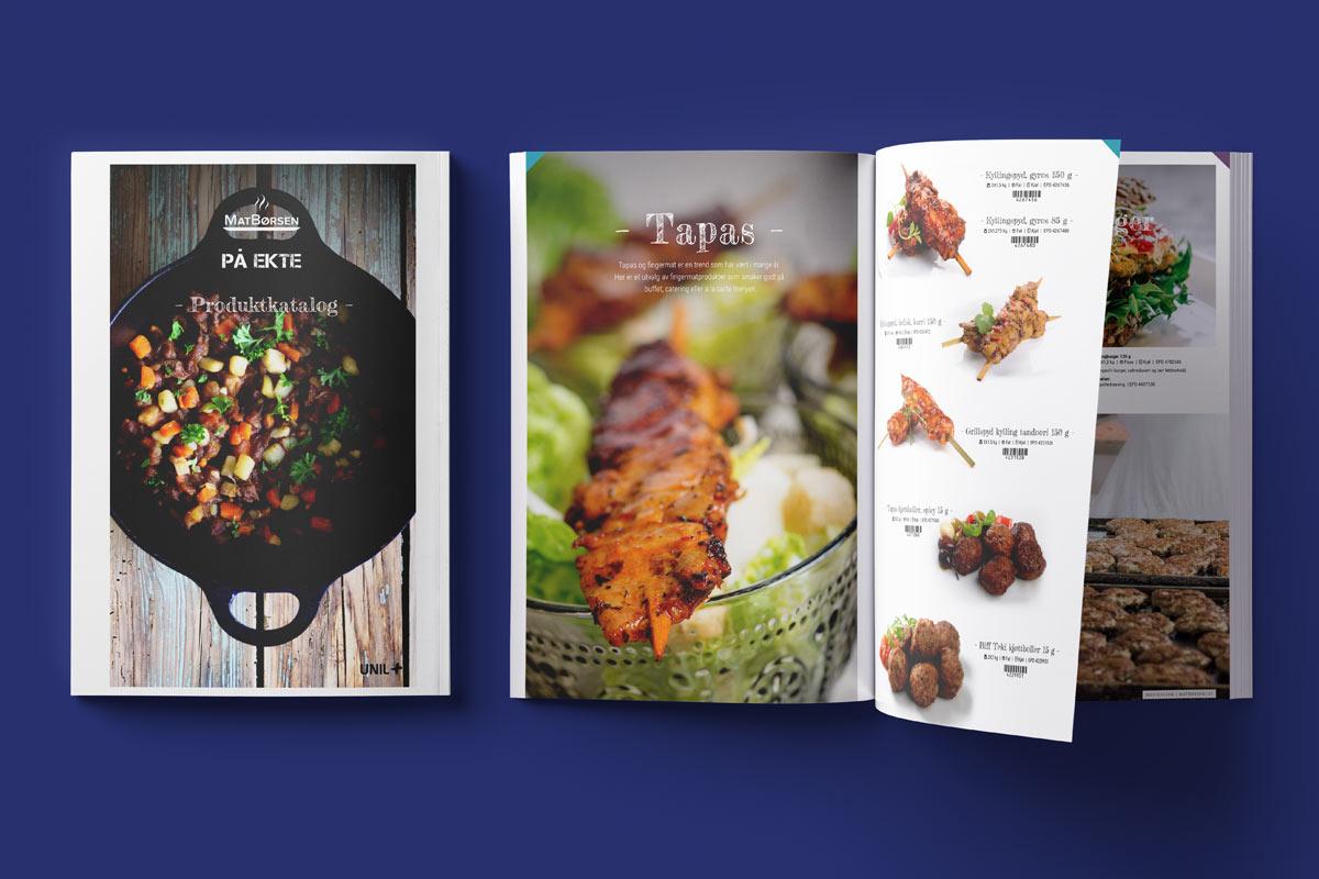 MatBørsen katalog